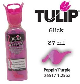 Tulip Tulip verf Slick Poppin' purple (37 ml)