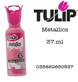 Tulip Tulip verf Metallics 3D Peppermint (37 ml)