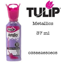 Tulip Tulip verf Metallics 3D Heather (37 ml)