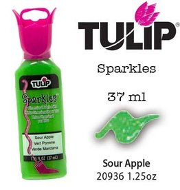 Tulip Tulip verf Sparkles Sour Apple (37 ml)