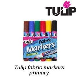 Tulip Tulip fabric markers Primary