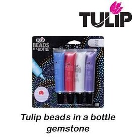Tulip Tulip beads in a bottle gemstone