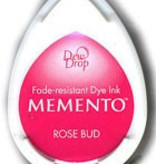Tsukineko Dew Drops Rose bud