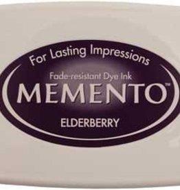 Tsukineko Inkpad Large Memento Elderberry