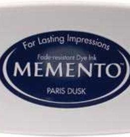 Tsukineko Inkpad Large Memento Paris dusk
