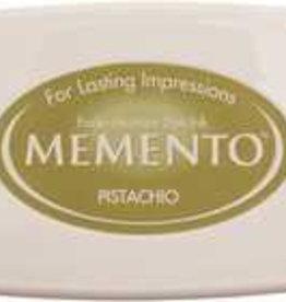 Tsukineko Inkpad Large Memento Pistachio
