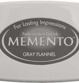 Tsukineko Inkpad Large Memento Gray Flannel