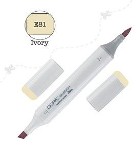 Copic COPIC sketch   E 81