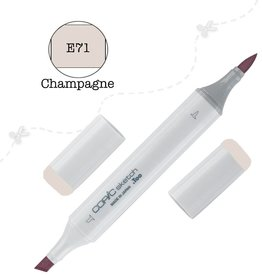 Copic COPIC sketch E  71