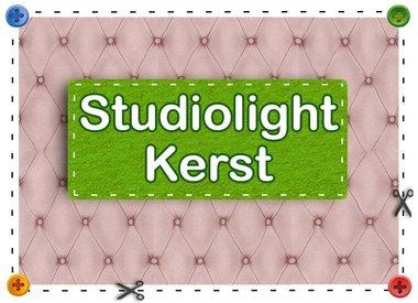 Studiolight kerstbal Krimpfolie