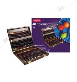 Derwent DERWENT COLOURSOFT (48) BOX