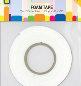 Je Je Produkt 3D Foamtape 2 mtr. x 12 mm x 2 mm