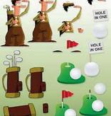 Hobby Idee 3D vel Golfen Hobbyidee