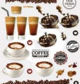 Hobby Idee 3D vel Koffie Hobbyidee