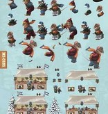 Hobby Idee 3D vel Kerst Hobbyidee