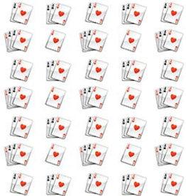 Hobby Idee Hobbyidee A4 Basisvel Speelkaarten