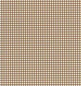 Wekabo Achtergond vel 224 - Ruit bruin