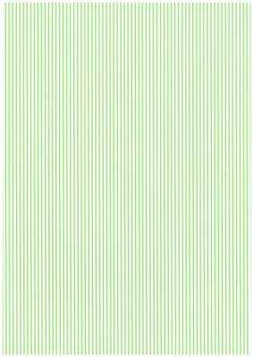 Wekabo Achtergond vel 257 - Streep lente groen