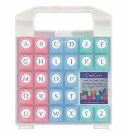Upper Case Alphabet Craft Punch set