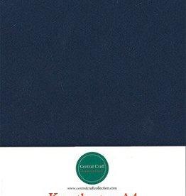 Hobbycentraal A4 Kaartkarton  10 vel  donker blauw