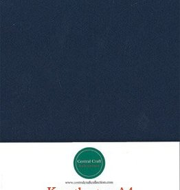 Hobbycentraal A4 Kaartkarton donker blauw