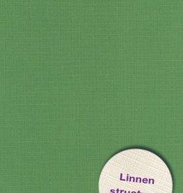 Hobbycentraal A5 Karton Linnen  10 vel   Olijf