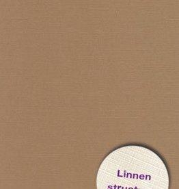 Hobbycentraal Karton 13,5_27cm Linnen  Mocca