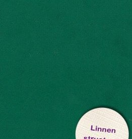 Hobbycentraal A4 Karton Linnen  10 vel   Kerst groen