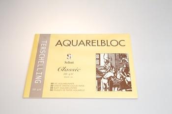 Terschelling AQUARELBLOC Classic 30x40 200 grams