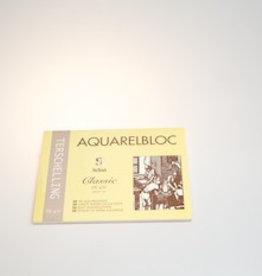 Terschelling AQUARELBLOC Classic 18x24 cm 300 grams