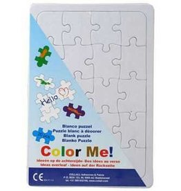 Collall Color Me Blanco Puzzle A5