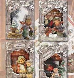 Creatief Art Pakket Hummel in Barns 02