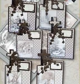 Creatief Art Kaartenpakket Condoleance