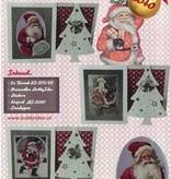 Hobby Idee Kaartenset Kerstboom Kerstman