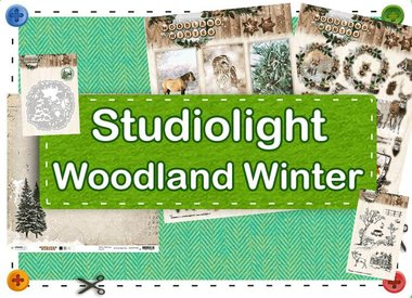 Studiolight Woodland Winter serie
