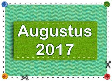 Augustus 2017