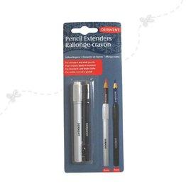 Derwent Pencil Extender Derwent 8 mm & 7 mm
