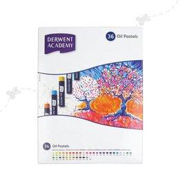 Derwent Derwent Academy Oil Pastels 36 pcs