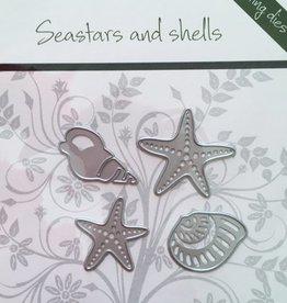 Romak Romak snijmal Seastars and shells