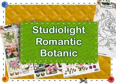 Studiolight Romantic Botanic