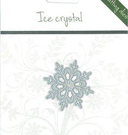 Romak Romak die Ice crystal