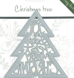 Romak Romak snijmal Christmas tree