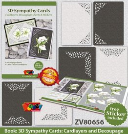 Doodey 3D Sympathy + Cardlayers + Sticker