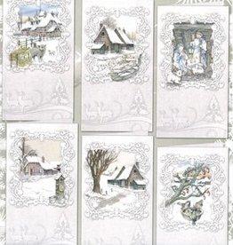 Creatief Art Pakket Merry Christmas 03