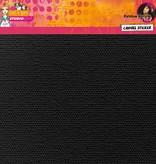 Studiolight 2 sheets Black self adhesive canvas Rainbow Designs 02