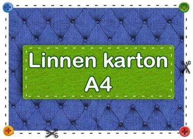 HC Linnen karton A4