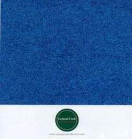 Central Craft Collection Glitterpapir blå A4