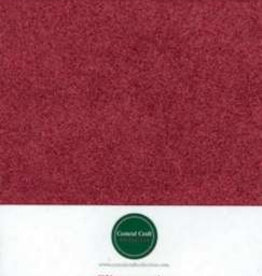 Central Craft Collection Glitter paper red A4