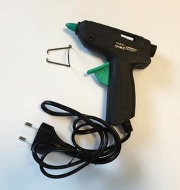 Hobby Crafting & Fun Low Temperature Glue gun (105 - 130 °C), Tüv/Gs, 10w, 220-240V/ double blister