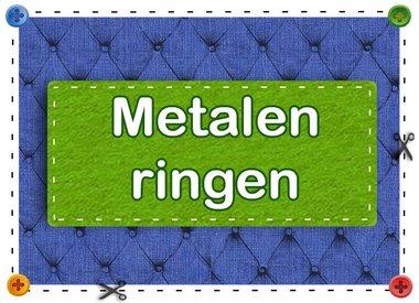 Metal ringe